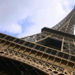 Eiffelturm schrumpft